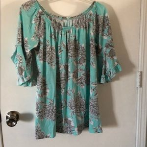 dottie couture Tops - Off the Shoulder Top - Size Large
